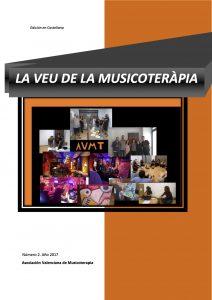 La Veu de la Musicoterapia 2017 Castellano